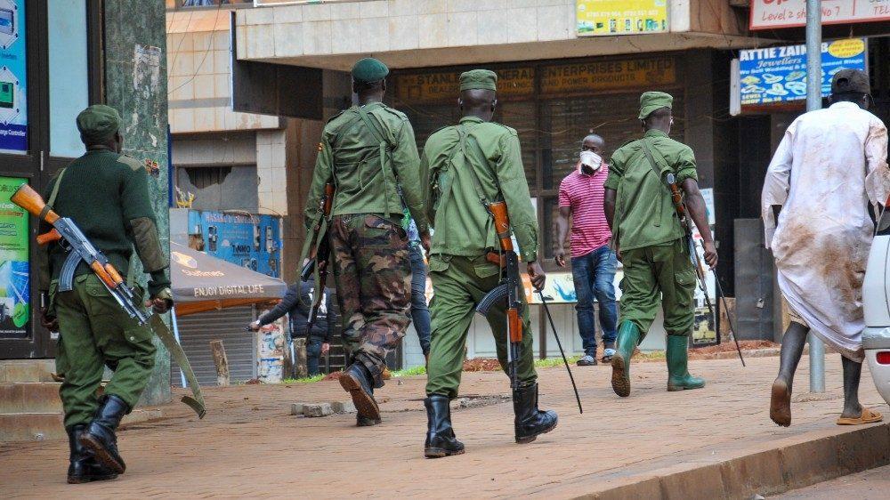 Uganda jail break: More than 200 prisoners escape Moroto